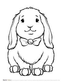 EasterBunnyPrintable-AprylStott-BowTie.j