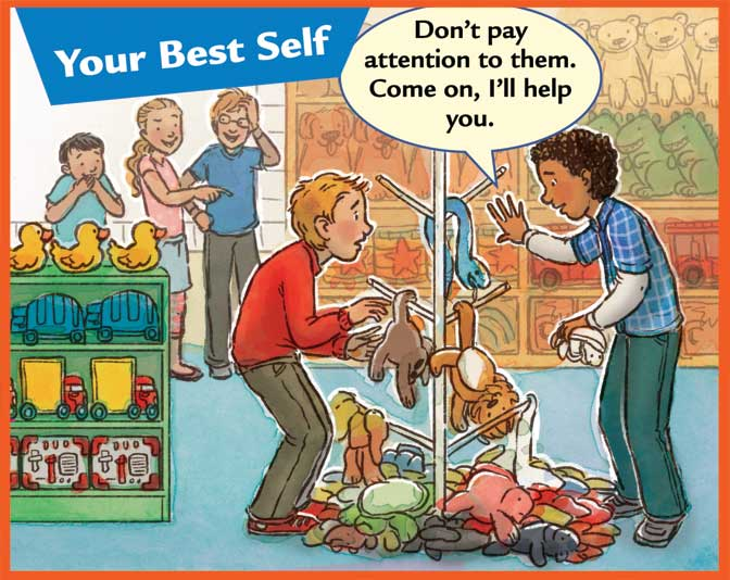 Your Best Self - Toy Store Disaster