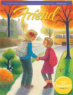The Friend Magazine - Sept. 2013