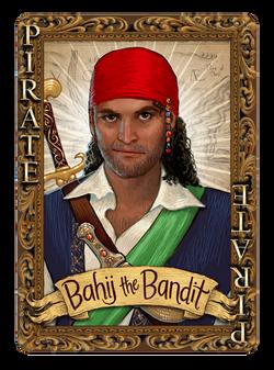 Bahij the Bandit