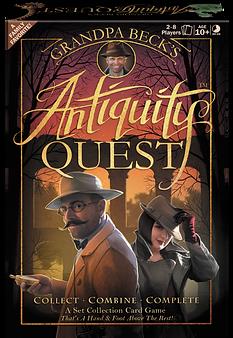 Antiquity Quest Game Grandpa Beck