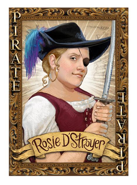 Rosie D'Stroyer