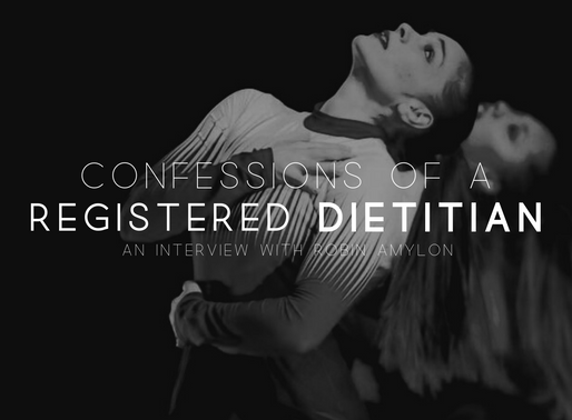 Confessions of a Registered Dietitian