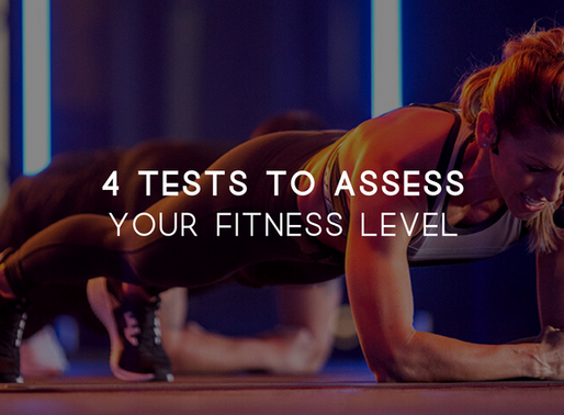 4 Tests to Assess Your Fitness Level