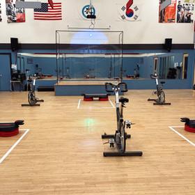 Group Fitness Class Studio