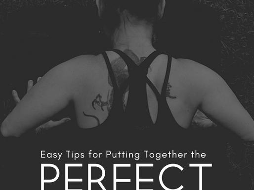 Easy Tips for Putting Together the Perfect Push-up