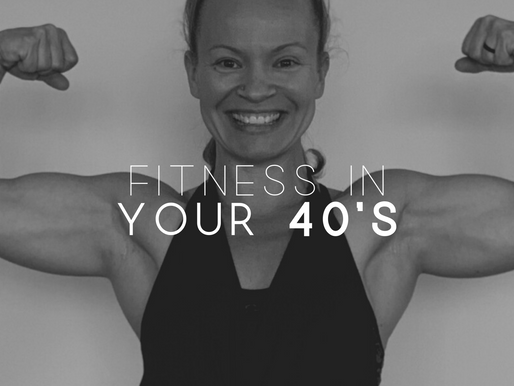 Fitness in your 40s