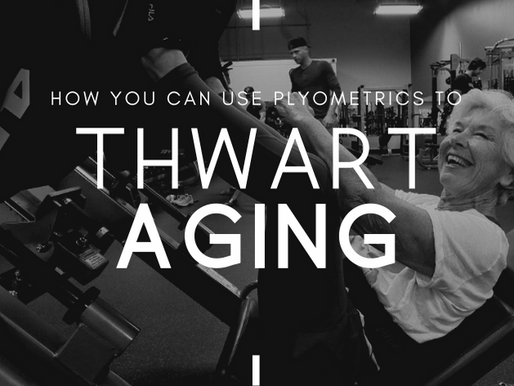 How You Can Use Plyometrics to Thwart Aging