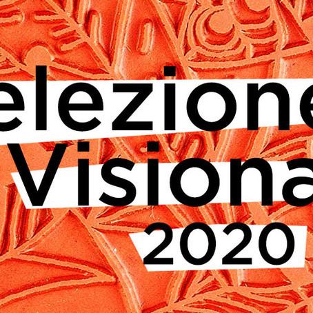 SELEZIONE VISIONARI 2020 per Padre d'amore padre di fango