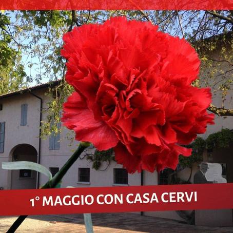"""Primo maggio 2020 con Casa Cervi: estratti da """"Dal trattore all'archivio"""""""