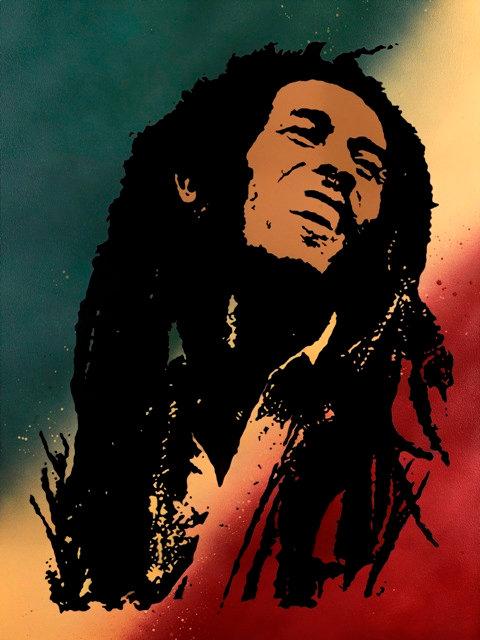 Bob Marley Splash