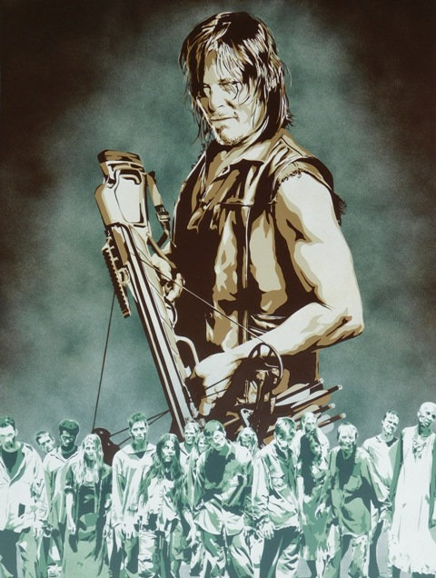 Walking Dead-Daryl