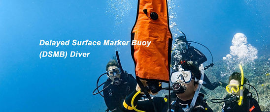 Dive Company Wien | Delayed Surface Marker Buoy