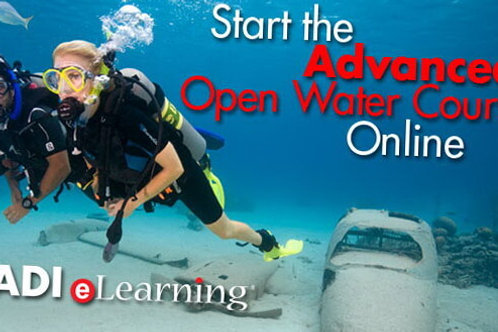 PADI eLearning - Advanced Open Water Diver