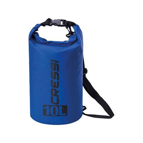 Cressi Dry Bag Blue 10L