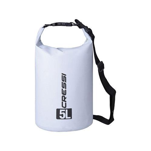 Cressi Dry Bag White 5ltr.