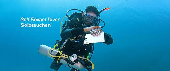 Dive Company Wien | Solotauchen