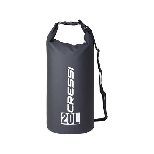 Cressi Dry Bag Black 20L