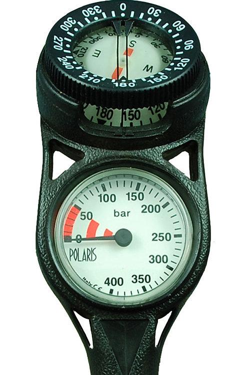 Polaris 2-er Konsole mit Finimeter und Kompass