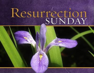 Celebrating Resurrection Sunday