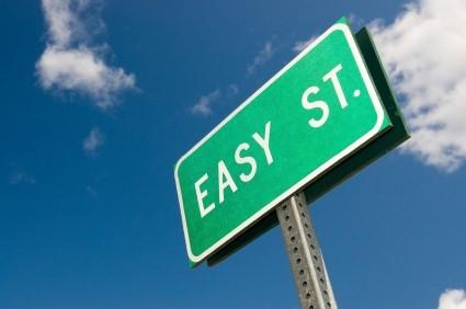 When It's NOT Easy...