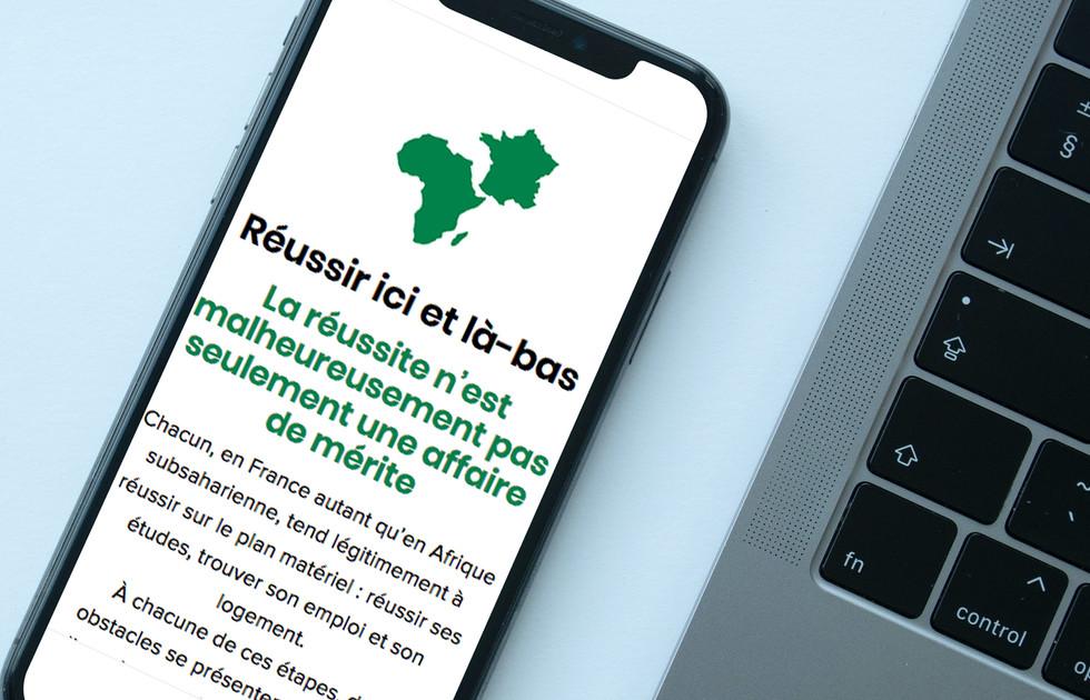 Version mobile des élus d'Afrique Subsaharienne