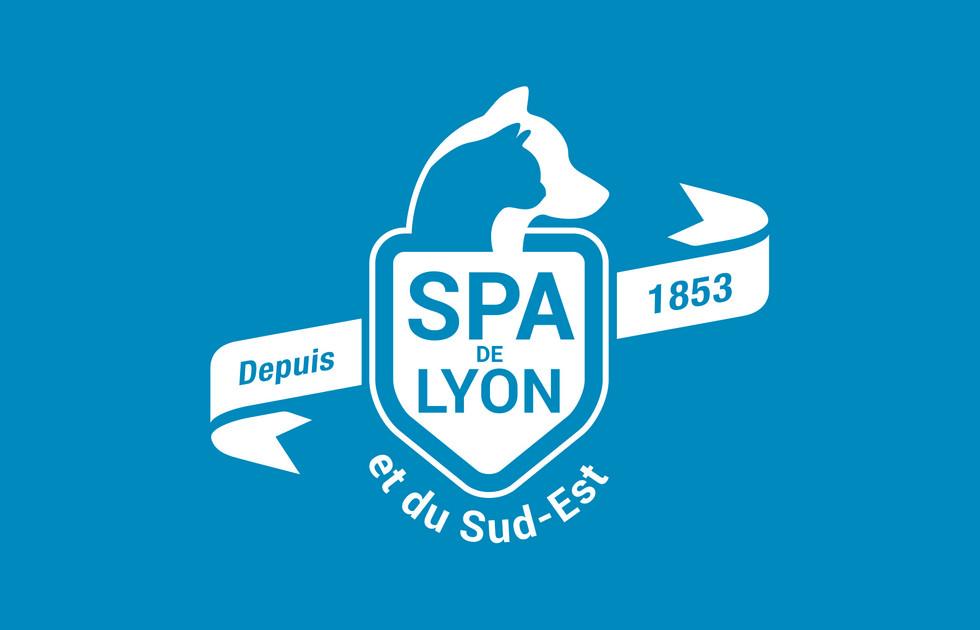 Nouvelle identité SPA de Lyon