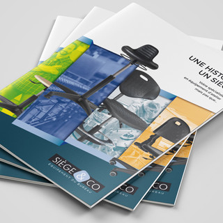 Siege and Co-catalogue atelier couvertur