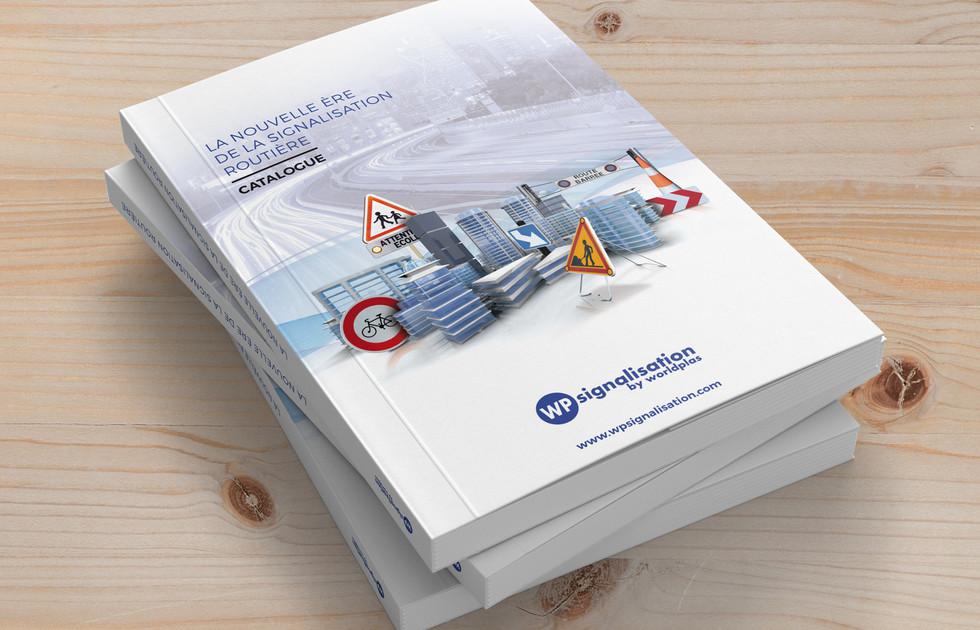Catalogue produits WP signalisation - Panneaux de signalisation routière