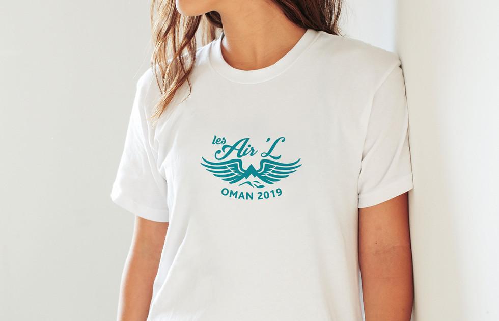 équipage course automobile féminine désert d'Oman course automobile désert d'Oman équipage des Air'L