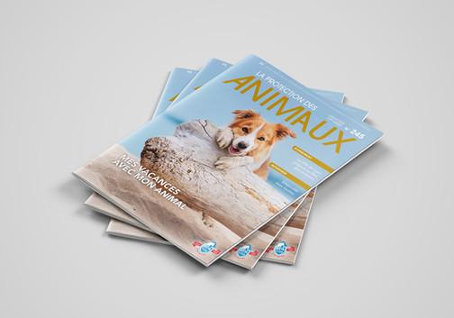 EDITION - Magazine La Protection SPA de Lyon