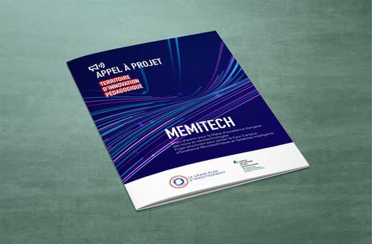 EDITION - Projet Memitech ENSMM, Université Bourgogne Franche-Comté, Besançon, Doubs