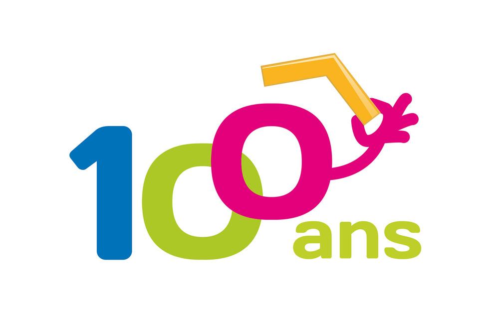 logo 100 ans d'Habitat 70