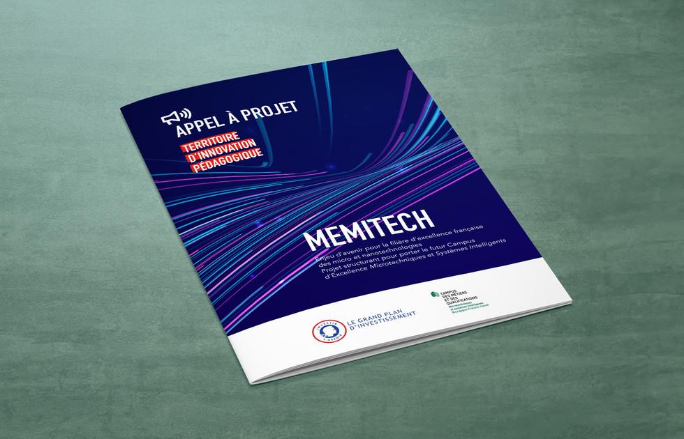 Brochure MEMITECH ENSMM Besançon