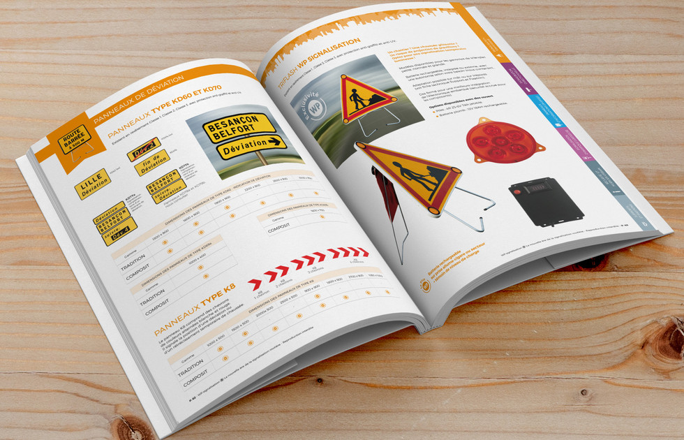 Panneaux de signalisation routière WP signalisation double page 1