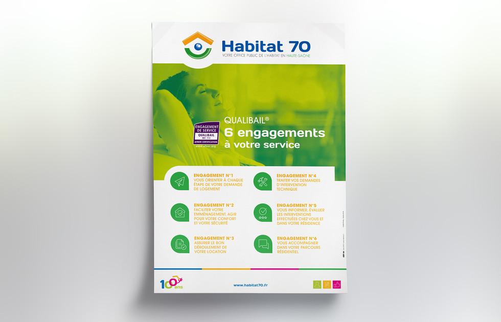 Certification Qualibail Habitat 70