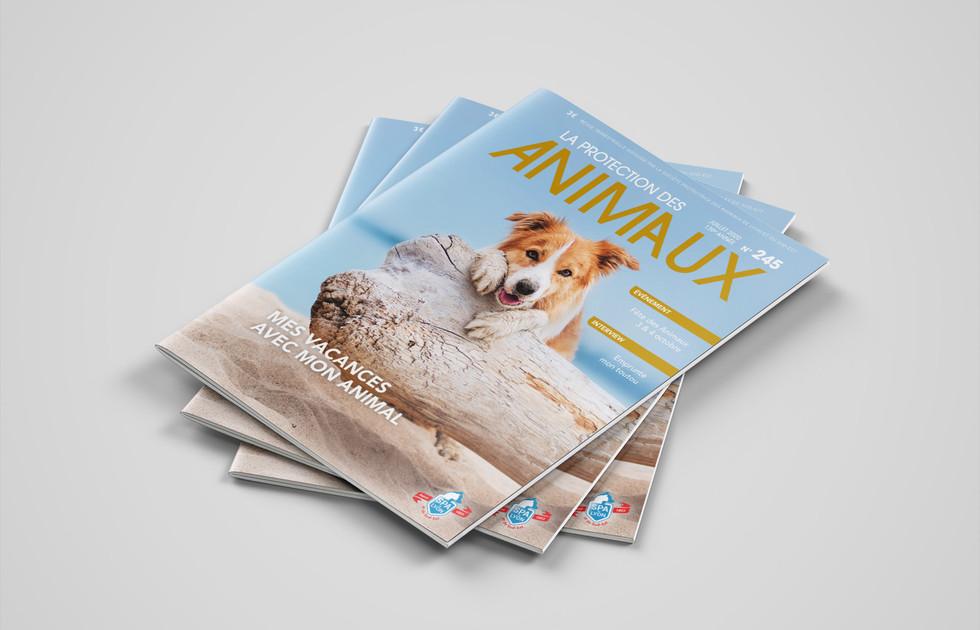 Revue La Protection des animaux - SPA de Lyon