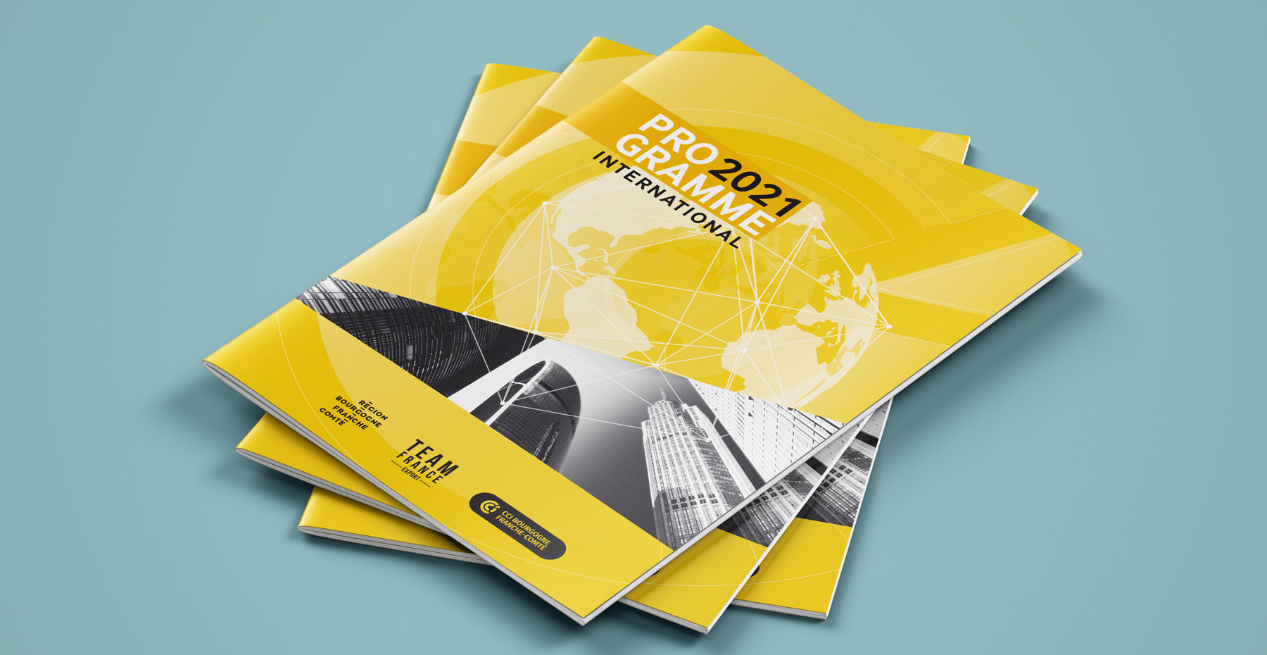 CCI international-Couverture programme 2