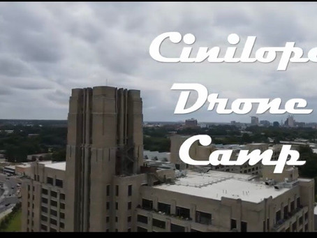 Drone Camp 2021 - Drone Racing