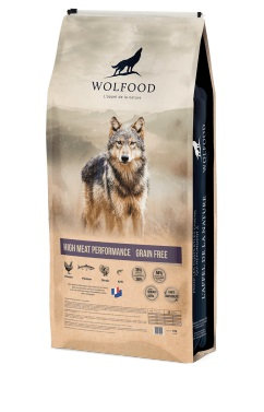 Wolfood High meat performance 12kg