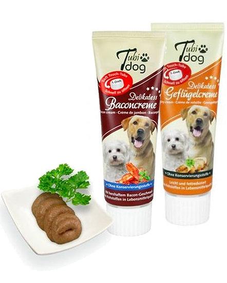 Tubi Dog crème - friandise