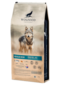 Wolfood high meat blue ocean 12kg