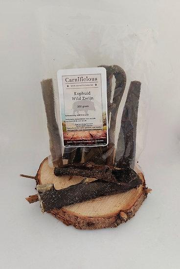 Carnilicious Peau de tête de Sanglier 200gr