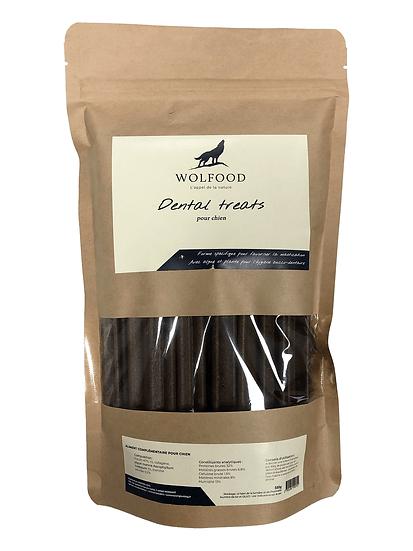Wolfood dental treats à base de kelp