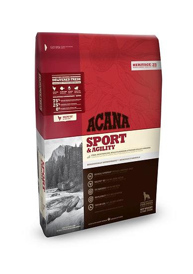 Acana Héritage Sport & Agility 11,4kg
