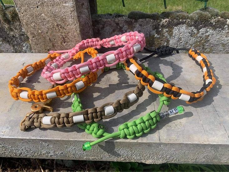 Collier anti-tique avec perles de céramique EM