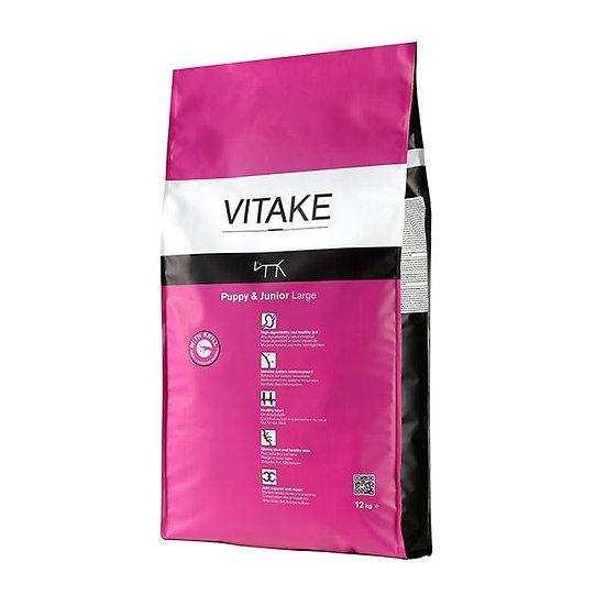 Vitaké chiots et junior de grandes races 12kg