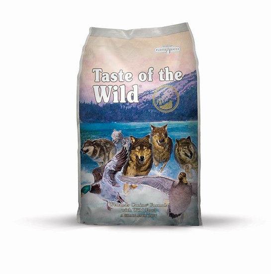 Taste of The Wild Wetlands Wild 13kg