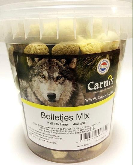 Carnis mélange de boulettes veau/mouton 400gr
