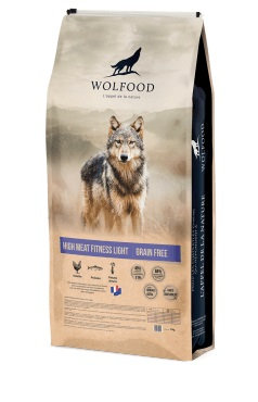 Wolfood high meat fitness light 12kg